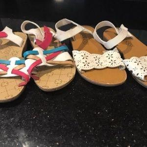 Bundle of 2 Coco Jumbo Summer Sandals